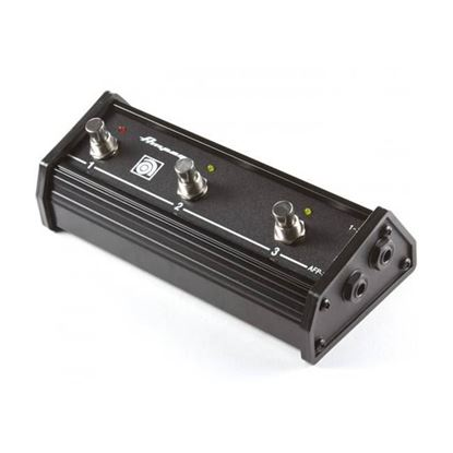 Ampeg AFP3 3-button Footswitch for SVT4-PRO