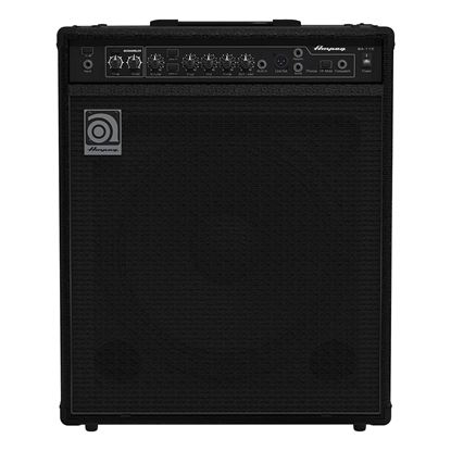 Ampeg BA-115 v2 Bass Combo Amplifier with 15in Speaker & 1in HF Tweeter (150w) - Front