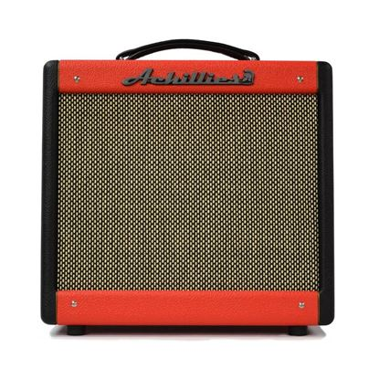 Achillies Nyx 8w Guitar Combo Amplifier with G10 Greenback Speaker - Front