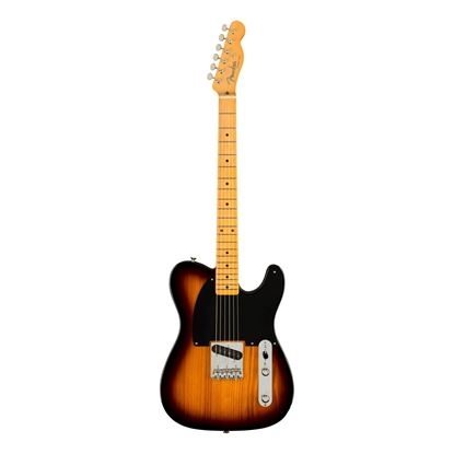 Fender 70th Anniversary Esquire Electric Guitar with Maple Finger Board in 2-Color Sunburst
