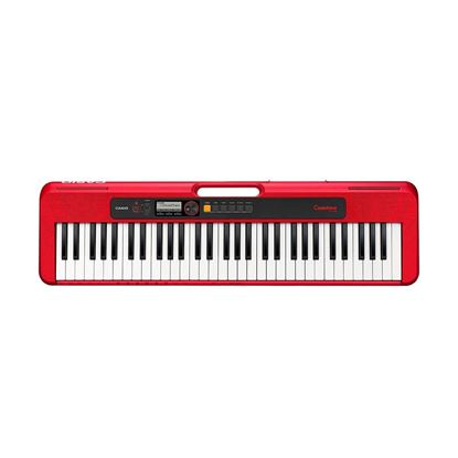 Casio CT-S200RD Casiotone Keyboard in Red - Top
