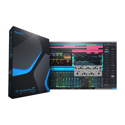 PreSonus Studio One 5 Artist to Artist Upgrade (From All Versions)