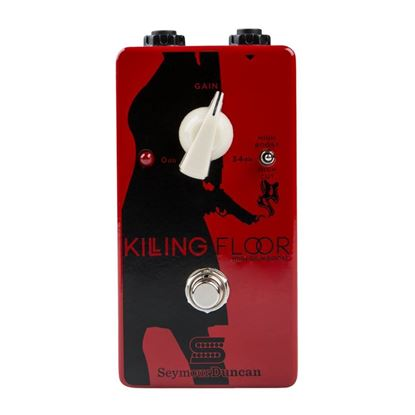 Seymour Duncan Killing Floor Booster Effects Pedal - Top