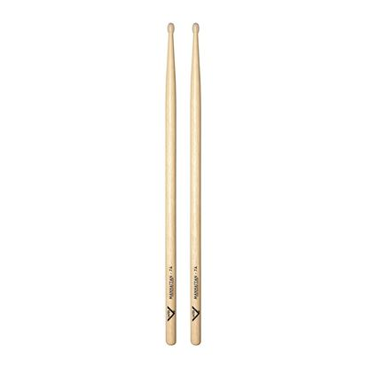 Vater VH7AN 7A Nylon Tip American Hickory Drumsticks