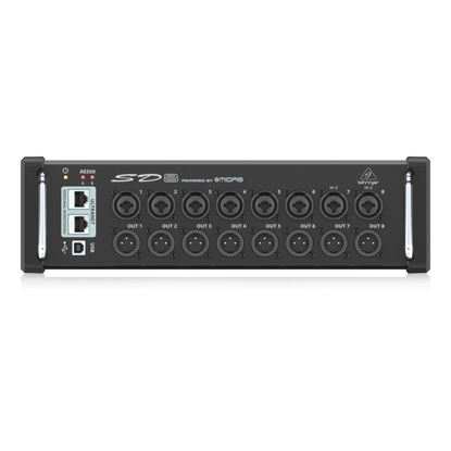 Behringer SD8 Stage Box Interface - Front