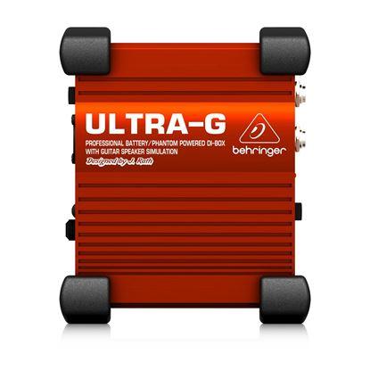 Behringer Ultra-G GI100 Di Box - Front