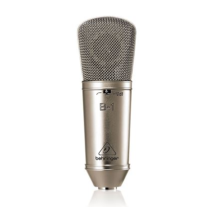 Behringer B1 Large Diaphragm Microphone - Front