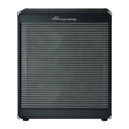 Ampeg PF-410HLF Portaflex Series Bass Cabinet with 4 x 10in Speakers, 1in Tweeter & Removable Castors (800w) - Front