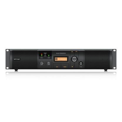 Behringer NX1000D Power Amplifier with Smartsense - Open