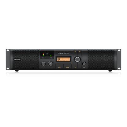 Behringer NX3000D Power Amplifier with Smartsense - Front