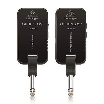 Behringer ULG10 Airplay Guitar Wireless System - Front