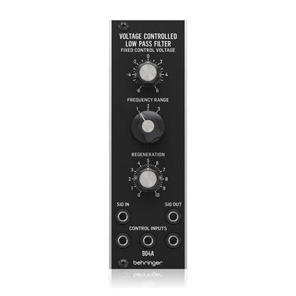 Behringer 904A Voltage Controlled Low Pass Filter - Front