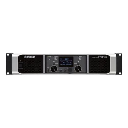 Yamaha PX10 Power Amplifier - Front