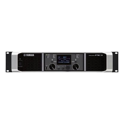 Yamaha PX3 Power Amplifier - Front
