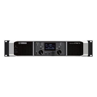 Yamaha PX5 Power Amplifier - Front