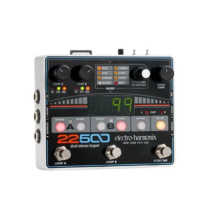 Electro Harmonix Dual Stereo Looper