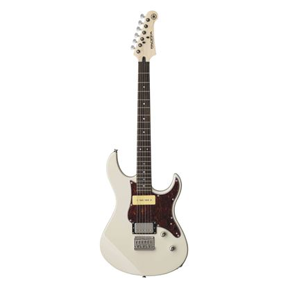 Yamaha PAC311H Pacifica Electric Guitar with Rosewood Fingerboard in Vintage White  - Front