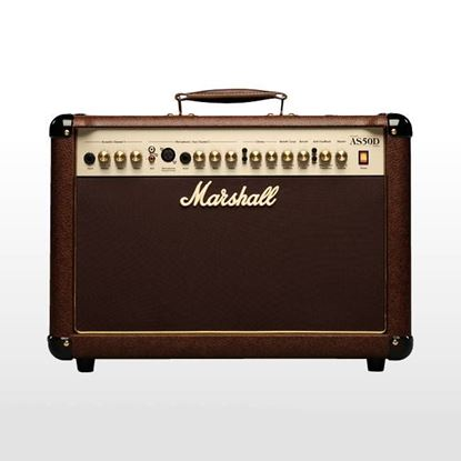 Marshall AS50D 50W Acoustic Combo - Front