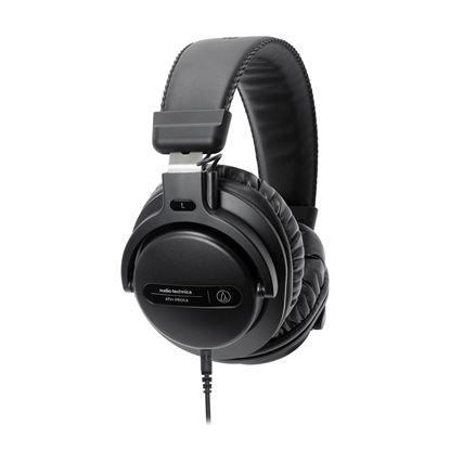 Audio Technica PRO5XBK Over-Ear DJ Headphones in Black - Front