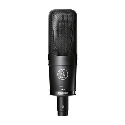Audio Technica AT4050ST Stereo Version of AT4050 with Cardioid & Figure-8 Pattern