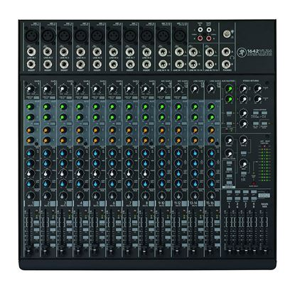 Mackie 1642VLZ4 16-Channel Compact Mixer