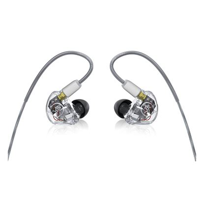 Mackie MP-460 Quad Balanced Armature Professional In-Ear Monitors - Front