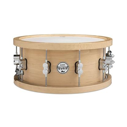 PDP Concept Series Maple 14x5.5in Snare Drum with Wood Hoops