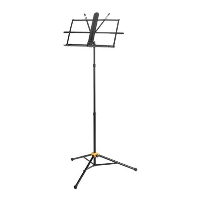Hercules BS118BB: Three Section Music Stand with Bag