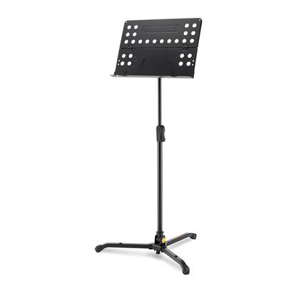 Hercules BS311B: Tripod Orchestra Stand with Perf. Foldable