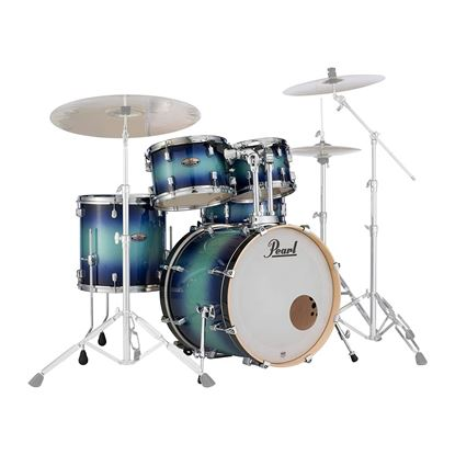 Pearl DMP925SP/C-221K Decade Maple Fusion Plus 5-Piece Drumkit with 22in Bass Drum in Faded Glory