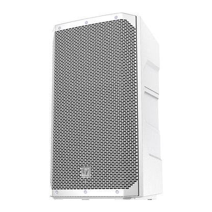 Electro-Voice ELX200-12p 12in Powered PA Speaker in White - Front