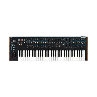 Novation Summit 16-Voice 61-Key Polyphonic Synthesiser - Front
