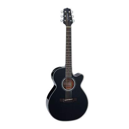 Takamine G30 Series FXC Cutaway Acoustic Guitar with Pickup in Black Gloss Finish