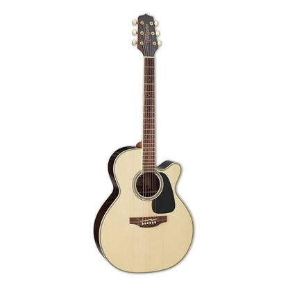 Takamine G50 Series NEX Cutaway Acoustic Guitar with Pickup in Natural Gloss Finish - Front