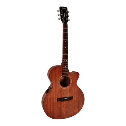 Cort SFX-Mem OP Acoustic Guitar in All Mahogany