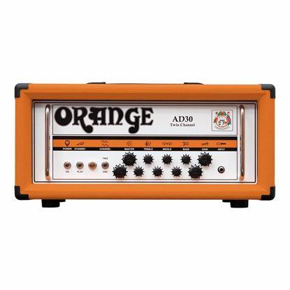 Orange AD30HTCT Channel Valve Head 30W Class A - Front