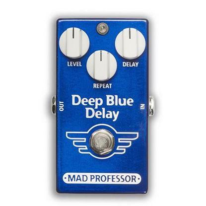 Mad Professor Deep Blue Delay Effects Pedal