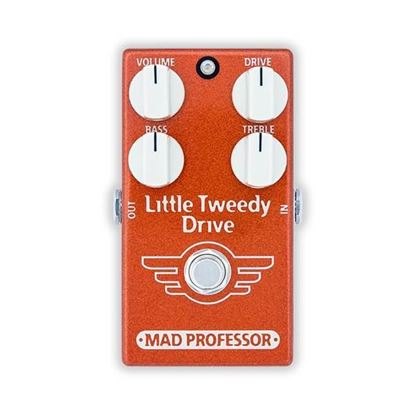 Mad Professor Little Tweedy Drive Effects Pedal - Front