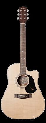 Maton ECW80C Acoustic Dreadnought Electric W/Cutaway Heritage Series