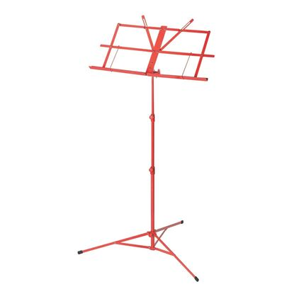 Armour MS3127R Red Music Stand with Bag