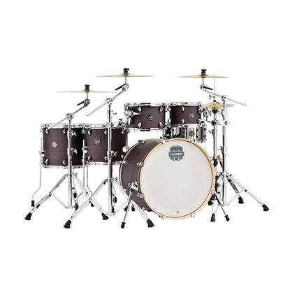 Mapex AR628SFEUP Armory 6-Piece Shell Pack Drum Kit with 22in Bass Drum in Purple Haze