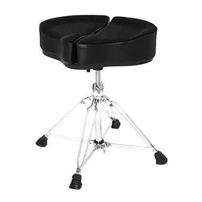 Ahead Spinal G Drum Throne in Black