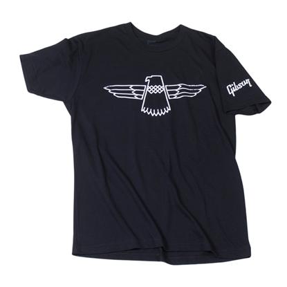 Gibson Thunderbird T-Shirt in Black (Medium)