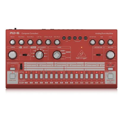 Behringer RD6 RD Analog Drum Machine