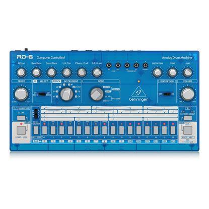 Behringer RD6 BB Analog Drum Machine