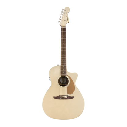 Fender California Newporter Player Acoustic Guitar - Champagne