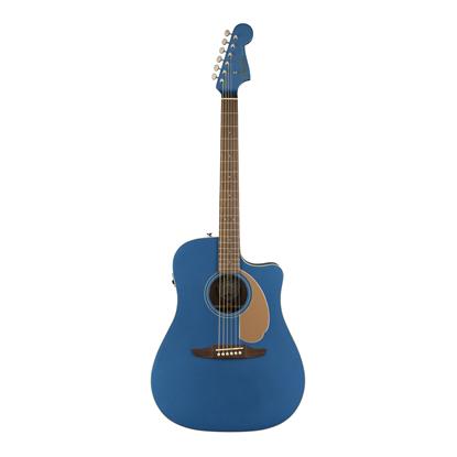 Fender California Redondo Player Acoustic Guitar - Belmont Blue