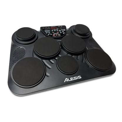 Alesis CompactKit 7 Portable Tabletop Drum Kit 7 Pad