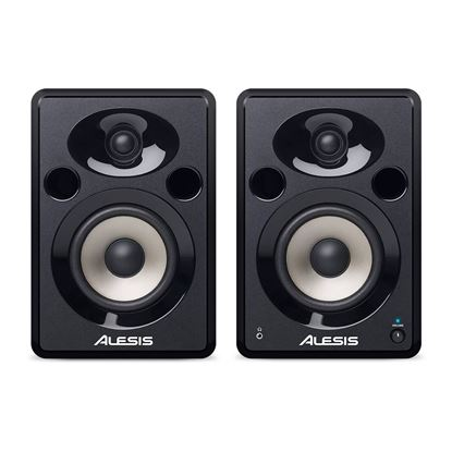 Alesis Elevate5 40w Active Studio Monitors (Pair) - Front
