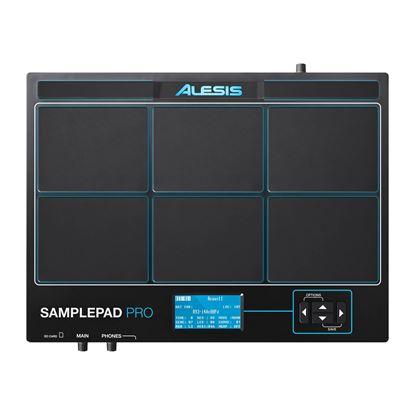 Alesis Sample Pad Pro 8 Pad Percussion Pad with SD Slot - Top